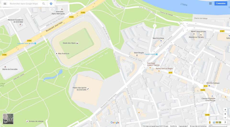 googlemapsevolution